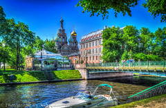 Spilled Blood Cathedral (Kev Walker ¦ 8 Million Views..Thank You) Tags: stpetersburg cathedral russia hdr 2015 kevinwalker