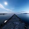 (prenzlauerberg) Tags: lake nature night landscape nikon lumière lac paysage nuit neuchatel 2015 lacdeneuchâtel nikoncapturenx nikond610