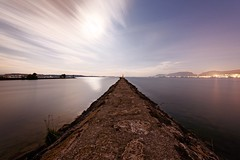 (prenzlauerberg) Tags: lake nature night montagne landscape nikon lumire lac ciel dxo paysage extrieur nuit neuchatel calme 2015 lacdeneuchtel nikoncapturenx nikond610