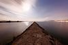 (prenzlauerberg) Tags: lake nature night montagne landscape nikon lumière lac ciel dxo paysage extérieur nuit neuchatel calme 2015 lacdeneuchâtel nikoncapturenx nikond610