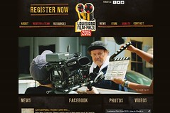 The website is back up! Ready for more registrations and check-ins for all you people ready to get going! Go there: http://lafilmprize.com