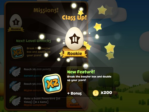 Mobile games Level Up: screenshots, UI