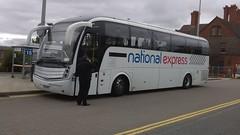 National Express (Selwyns), Caetano Levante, FJ59 APY (NorthernEnglandPublicTransportHub) Tags: