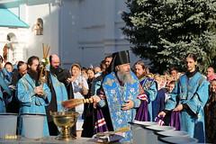 68. The blessing of water on the day of the Svyatogorsk icon of the Mother of God / Водосвятный молебен в день празднования Святогорской иконы Божией Матери