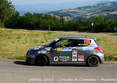 203-DSC_6429 - Suzuki Swift - R1B - Vallino Claudio-Desole Tiziana - Meteco Corse (pietroz) Tags: photo nikon foto photos rally fotos di pietro circuito cremona zoccola pietroz d300s