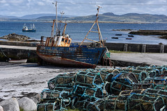 Aranmore-Old-Boat-2 (rdspalm) Tags: ireland boats donegal oldboat aranmore realireland oldfishingboat therosses nikond810 donegalbeaches