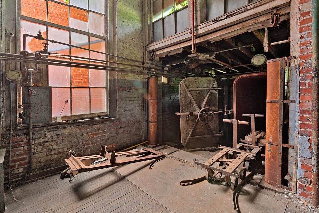 rusty grunge silk mill - photo #2