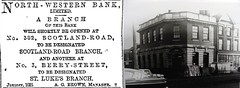 Priscilla White's childhood home, Scotland Road, Liverpool 5. (philipgmayer) Tags: cillablack priscillawhite scotlandroad liverpool bank demolished 1000