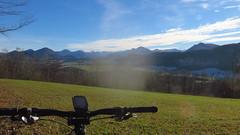 um/auf den Gaisberg (twinni) Tags: mw1504 08122016 bike biketour winter salzburg austria österreich gaisberg flachgau winterradl winterbike 20 hardtail bergziege garmin oregon 700