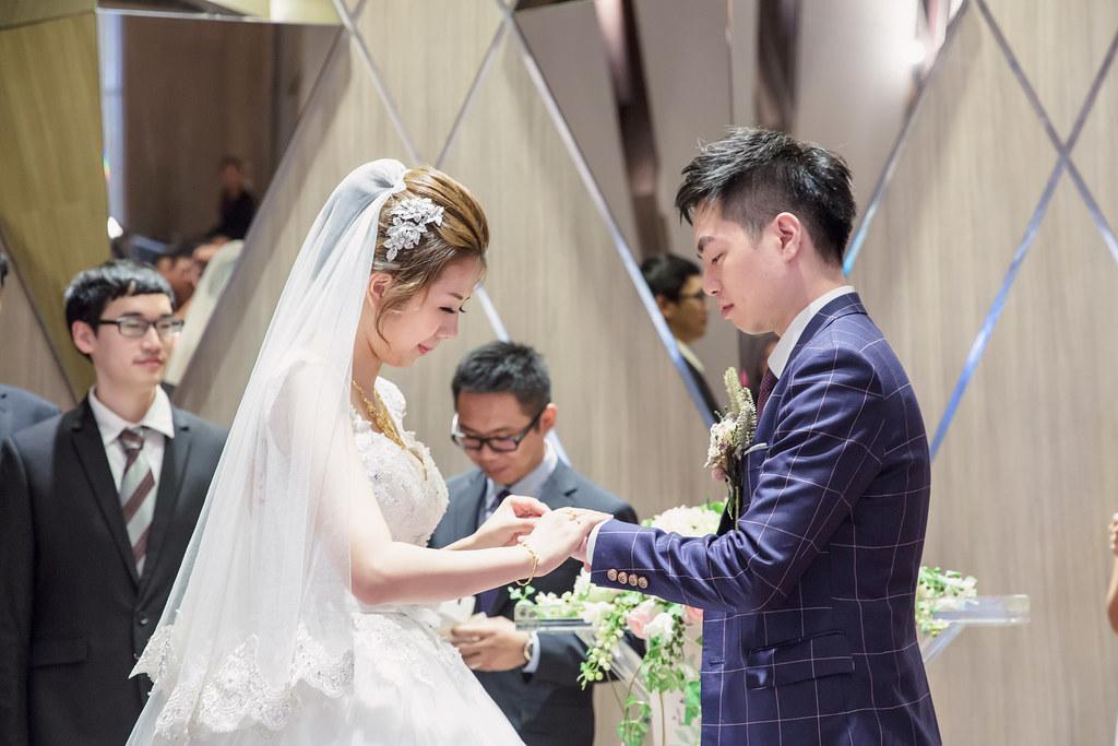 052桃園晶宴證婚儀式