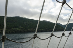Pirate Ship, Lake Ashi, Hakone (RedPlanetClaire) Tags: hakone japan japanese east asia lake ashi pirateship