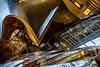 The Biomorphic Heart of Finance (thewhitewolf72) Tags: frankgehry dzbank pariserplatz berlin dekonstruktivismus biomorph konferenzraum raumskulptur atrium organisch glas holz metall