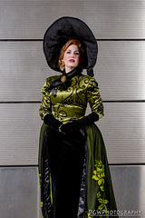 Lady Tremaine (dgwphotography) Tags: cosplay nycc nycc2016 newyorkcomiccon 70200mmf28gvrii nikond600 nikoncls