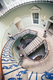 Courtauld Gallery Stairs