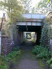 Rugby-Alstom Site two bridges (Saxon Sky) Tags: alstom gec bth aei