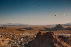 Early morning Arizona ballon adventure (nicklaborde) Tags: 500px arizona balloon early lumix gf1 lumixlounge landscape sunrise