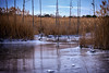 Ice (Kristina Leszczak) Tags: snow winter january nj newjersey eastcoast jerseyshore ice nikon nikond3200 outside outdoor frozen lake