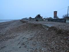 7096 High tide woz 'ere (Andy - Busyyyyyyyyy) Tags: bbb beach eee erosion ggg gravel littlestoneonsea shingle sss