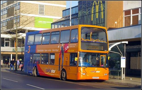 Stagecoach 15401