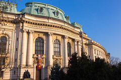 The University of Sofia (Tom Peddle) Tags: sofia sofiacity bulgaria bg st kliment ohridski софийски университет св климент охридски