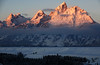 Dawn Breaks on the Tetons (DigitalSmith) Tags: tetons grandtetonnationalpark mountains wyoming