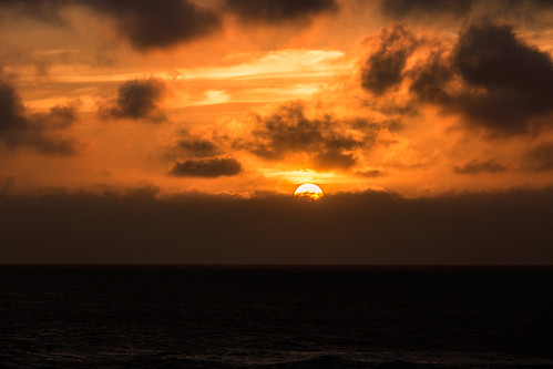 Sunset, Cartagena