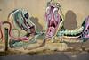 Nychos. (STPH-RT) Tags: streetart torino turin art urbanart nychos snake