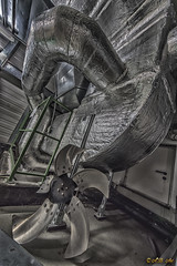 (A.B. Art) Tags: technikraum ventilator fan rohre pipes klimaanlage aircondition technik sigma816mm sigma sonyalpha