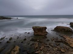 Alghero (Ferraris Clemente) Tags: alghero mare sardegna alguer p9 huawey effettoghiaccio sciedacqua panorama città costa roccie ferraris clemente