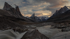 The Valley of Thor (Andrew G Robertson) Tags: baffin island auyuittuq national park nunavut canada breidablik weasel river northumbria