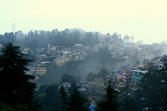 india, mcleod ganj 2010 (kasiaiprzemxio) Tags: india mcleod ganj 2010 kasiaiprzemo kasiaandprzemo hitchhiking autostop travel backpacking cycling camping cycle touring cycletouring