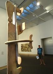 New York '16 (faun070) Tags: themet metropolitanmuseumofart newyork kouros isamunoguchi marble sculpture jhk dutchguy peoplestanding