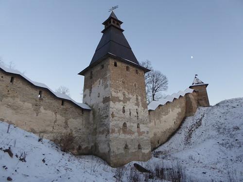 Башня Верхних решеток.