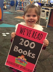 We've Read 200 Books! @ Haggard Library - 1/6/17 (plano.library) Tags: 1000booksbeforekindergarten 1000books books library libraries plano preschool haggardlibrary ppl planopubliclibrary