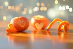 You a'Peel' to me.. (KissThePixel) Tags: bokeh orange oranges fruit peel taste love beautiful stilllife creativeart creativephotography food light art artistic sigma f14 nikondf havingfun stilllifephotography