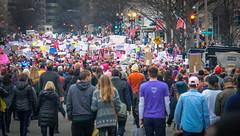 2017.01.21 Women's March Washington, DC USA 2 00161