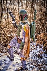 IMG_2030-Edit (Johnny Applesauce) Tags: boba fett esb empire strikes back cosplay 501 501st snow costume kit mandalorian