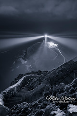 Night guardian (Mike Ridley.) Tags: southstack lighthouse anglesey wales nightscene nightphotography astrophotography astrophotographer lowlight nature samyang24mmf14 sonya7s mikeridley