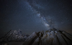 After Hours (Night Scapes) Tags: steverengers milkyway nightphotography nightsky alabamahills lonepine