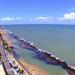 Orla de Boa Viagem - Recife / Waterfront in Boa Viagem - Recife