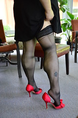 _DSC0030jj (ARDENT PHOTOGRAPHER) Tags: woman female highheels muscular veins calves flexing veiny muscularwoman