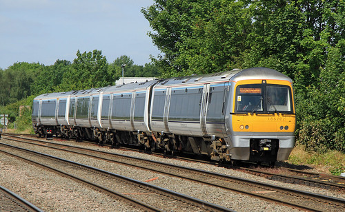 168-002 Chiltern Main line Leamington 18-06-15