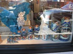 Matryoshka Dolls (Aibohphobia) Tags: alaska ketchican alaskacruise russiannestingdolls matryoshkadolls