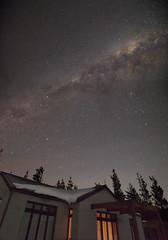 Lake Pukaki (Ash Lourey) Tags: longexposure newzealand mountain canon way stars milky 5dmkii ashlourey