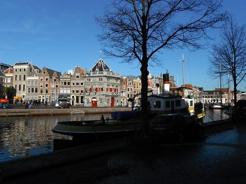 Haarlem - Spaarne