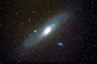 M31 - The Andormeda Galaxy:  First Attempt