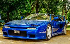 Venturi 400 GT (- PaTTGReGoR -) Tags: venturi 400 gt rassemblement auto du grand rond toulouse pattgregor