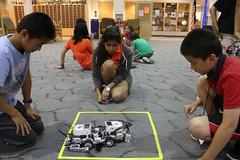 Robotics 1 7/8 (zatnallc) Tags: summer camp computer technology lego science programming engineer mindstorms hitech 2015 pingry ev3 csk8 zatna thisiswhataprogrammerlookslike tiwapll tiwaell thisiswhatanengineerlookslike