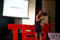 DSC_0296 (Ajay simon) Tags: seth shruthi tedxnitksurathkal tedxnitksurathkal2012