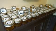 Jars Of Honey (Blia100) Tags: wedding mobile nokia bokeh bees snapshot cellular smartphone honey lumia 41mp smartphonography